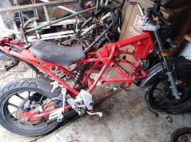 125 prodget bike
