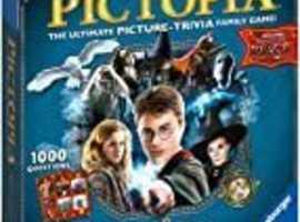 HARRY POTTER Pictopia BRAND NEW