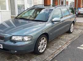 Volvo 70 SERIES, 2002 (52) Grey Estate, Automatic Diesel.