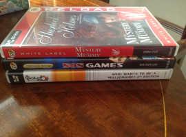 PC games x3
