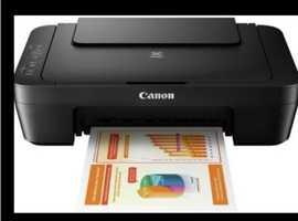 Canon PIXMA MG2550S compact printer NEW BOXED