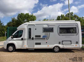 Peugeot Autosleeper Broadway EL Duo at Kent Motorhomes