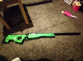 Air soft sniper rifle