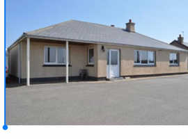 Bungalow in John o Groats. Bed and Breakfast income if you fancy or lovely family home!