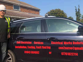 CALL ELECTRICIANS SERVICES BROADSTAIRS RAMSGATE MARGATE CANTERBURY
