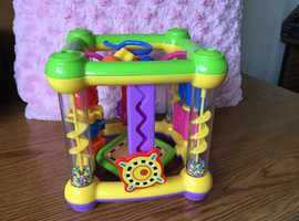Small activity centre for baby/toddler
