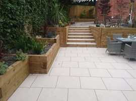 Mark Andrews professional landscaping services