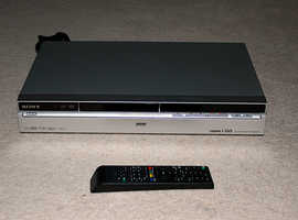 Sony DVD HDD Recorder with Freeview