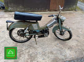 MOBYLETTE 2 SEAT 1968 VINTAGE MOPED & MODERN LOG BOOK SEE VIDEO CAN DELIVER
