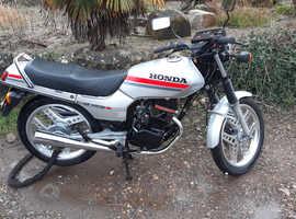Honda cb125T 1251 miles!!!!!!