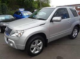 Suzuki Grand Vitara, 2011 (11) Silver Estate, Manual Petrol, 72,976 miles