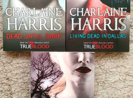 Charlaine Harris Fantasy / Supernatural / Vampire Books