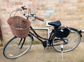 Ladies vintage 7 speed Dawes Duchess bike