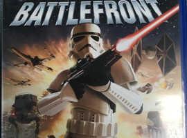 Star Wars Battlefront Playstation 2