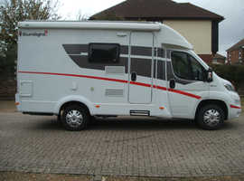 Sunlight T58 - Part of Hymer Group - 2018 - £37,750 - LOA 6m - 25,684miles