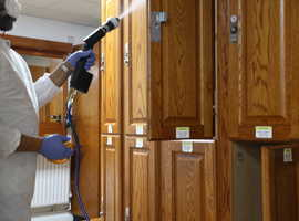 Specialist cleaning services (infection prevention)