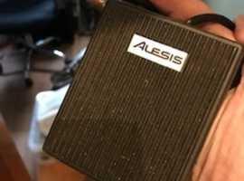 Alesis keyboard sustain pedal