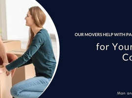 Our Movers help with Packing Services for Your Safety Concerns