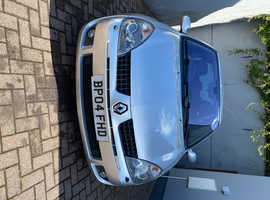 Renault Clio, 2004 (04) Silver Hatchback, Manual Petrol, 23,000 miles
