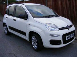 Fiat Panda Easy New Shape 2012 62 Reg 5 Seat FREE TAX 52,400 miles