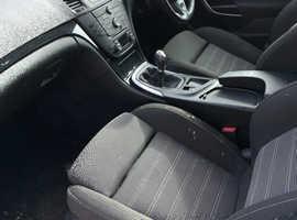 Vauxhall Insignia, 2010 (60) Black Estate, Manual Diesel, 140 miles