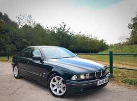 2000 X REG BMW 5 Series E39 3.5 535i SE Auto 4dr