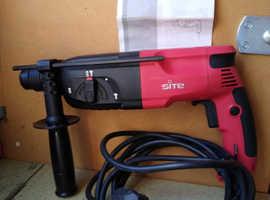 Sds hammer drill . Also jump power pack
