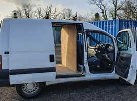 Fiat scudo 2.0jtd van diesel new mot