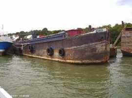 Dutch Barge to Convert - Arjan