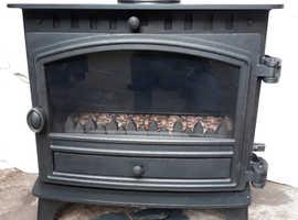 Multifuel Hunter Herald 8 Boiler Stove