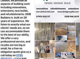 London based builders