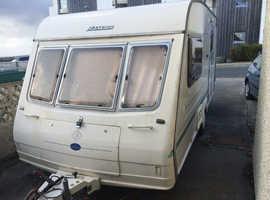 Bailey Ranger 2 berth caravan