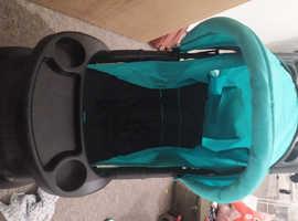 Stroller / buggy / pushchair / pram / hauck