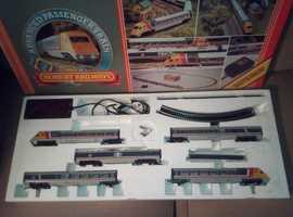 apt hornby 00 gauge boxed train set