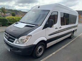2012 Mercedes Benz Sprinter 313cdi 62 lwb
