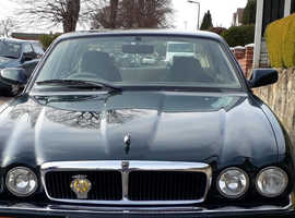 Jaguar XJ6 AUTO, 1997 (P) Green Saloon, Automatic Petrol, 130,000 miles
