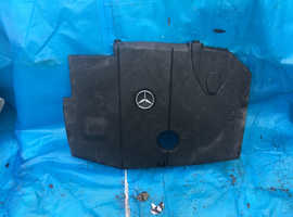 2011-19 MERCEDES SLK 250 CDI R172 ENGINE COVER TRIM PANEL