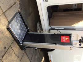 Motorstep caravan/motorhome step lift