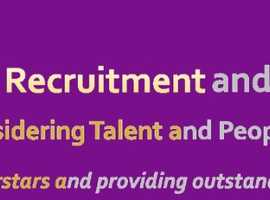 Considered Recruitment and HR Services - helping your business grow.