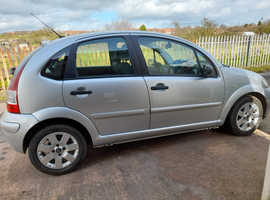 Citroen C3, 2009 (59) Silver Hatchback, Manual Diesel, 36415 miles
