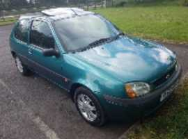 Ford Fiesta, 2002 (02), Manual Petrol, 40,321 miles