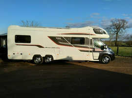 10 months old with 6 berth, Pristine