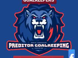 Preditor goalkeeping,,