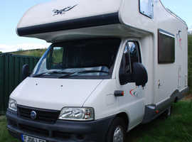 Ideal For Family - Turbo Diesel Motorhome Joint E47 2006 - NOW REDUCED BY 1000 POUNDS!