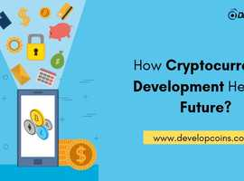 Cryptocurrency Creation Service - Developcoins