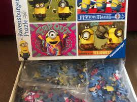 Minions Jigsaw Puzzle