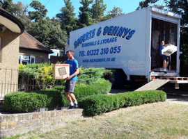 House & Office Removals, Packing & Storage Services Kent