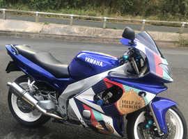 "Yamaha YZF 600r Thundercat, "" LOOK"""