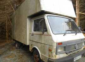 VW LT35 for spares or repair