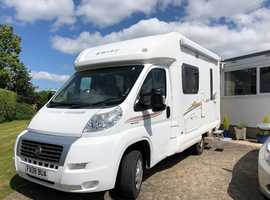 2008 Swift Suntor 530LP 2 Berth Low Profile - Excellent condition